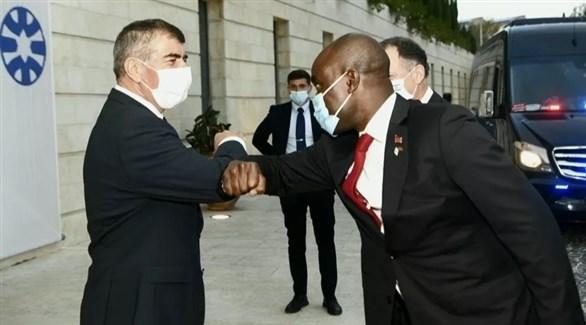 وزيرا خارجية مالاوي وإسرائيل - تويتر