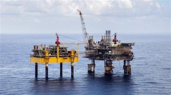منصبة بحرية للتنقيب عن النفط (أرشيف)
