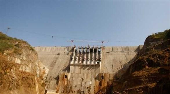 مشروع سد النهضة (أرشيف)