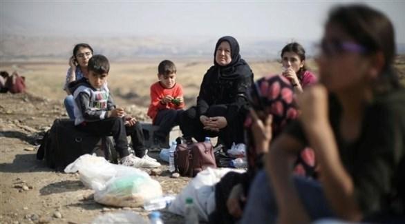 أكراد سوريا (أرشيف)