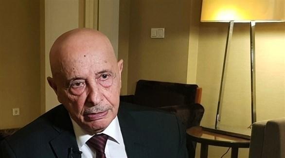 رئيس مجلس النواب الليبي عقيلة صالح (أرشيف)