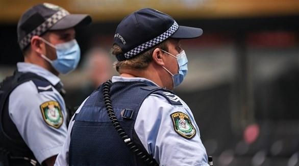 عناصر من الشرطة الأسترالية (أرشيف)