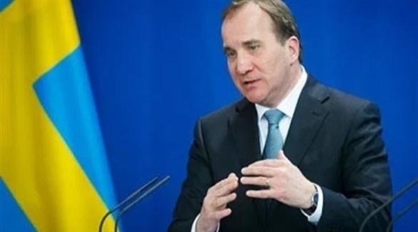 رئيس وزراء السويد ستيفان لوفين (أرشيف)