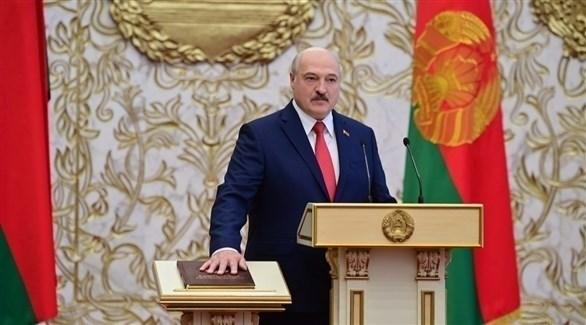 الرئيس البيلاروسي الكسندر لوكاشنكو (أرشيف)