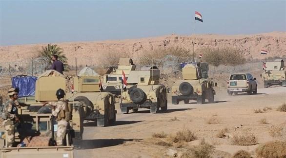 آليات عسكرية للجيش العراقي (أرشيف)
