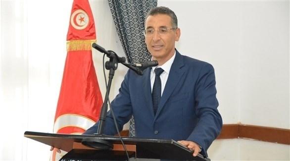 وزير الداخلية التونسي توفيق شرف الدين (أرشيف)