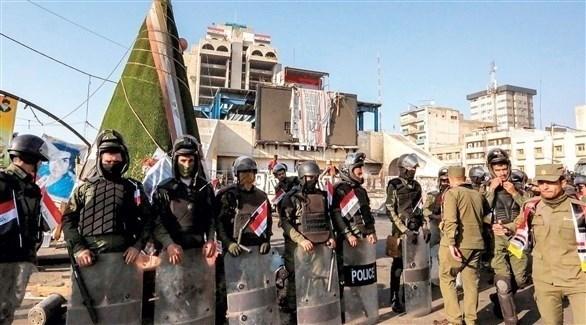 الوحدات الخاصة في الشرطة العراقية (أرشيف)