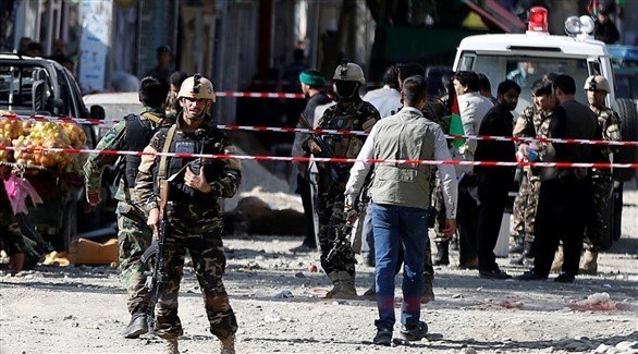 تفجير سابق في كابول الأفغانية (أرشيف)