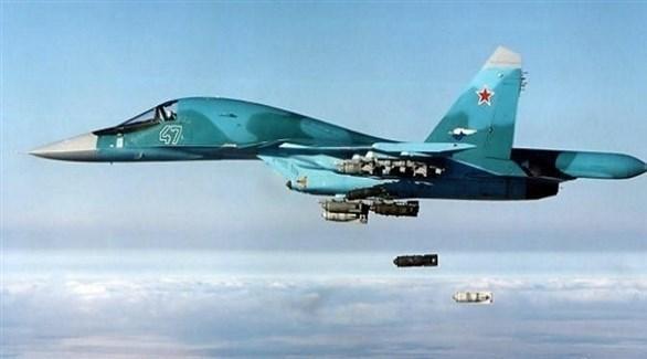 طائرة حربية روسية في سوريا (أرشيف)