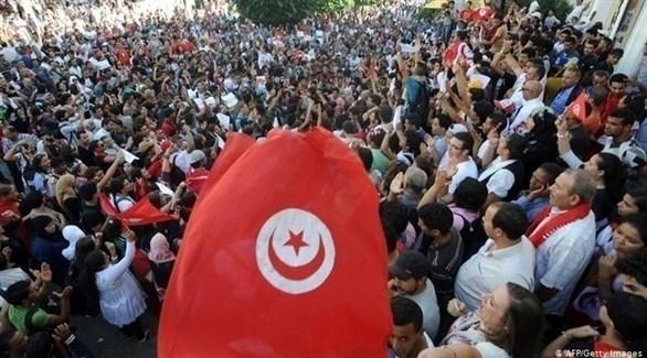 مظاهرات سابقة في تونس - أرشيف