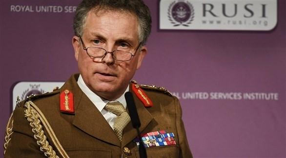 قائد الجيش البريطاني نيك كارتر (أرشيف)