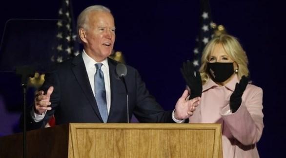الرئيس الأمريكي المنتخب جو بايدن (أرشيف)