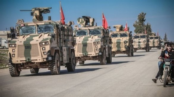 مركبات عسكرية تركية (أرشيف)