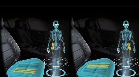 مقعد ثوري لعلاج آثار الجلوس الطويل في السيارة (ديلي ميل)