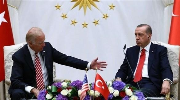 أردوغان وبايدن (أرشيف)