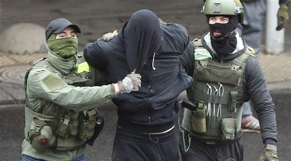 حملات الاعتقال في بيلاروس (اي بي ايه)