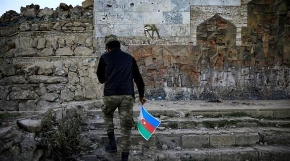جندي أذري (أرشيف)