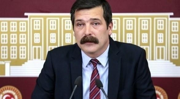 رئيس حزب العمال التركي أركان باش (أرشيف)