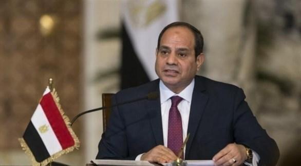 الرئيس المصري عبد الفتاح السيسي - أرشيف