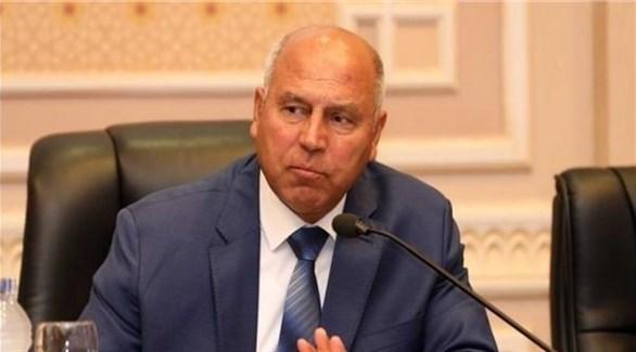 وزير النقل المصري كامل الوزير (أرشيف)
