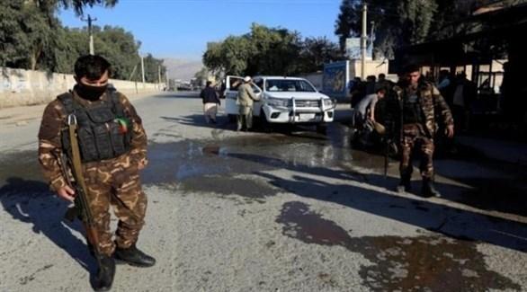 مسلحون في أفغانستان (أرشيف)