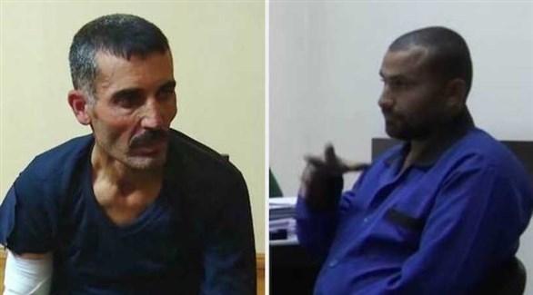 سوريان مواليان لتركيا اعتقلتها أرمينيا في معارك قره باخ (الحرة)