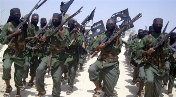 مقاتلون بحركة الشباب الإرهابية (أرشيف)