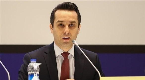 سفير تركيا الجديد لدى إسرائيل أوفوك أولوطاش (أرشيف)