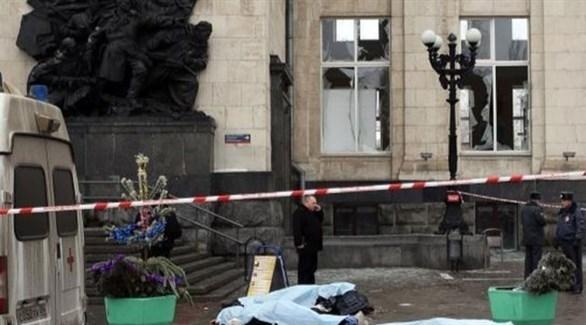 حادث سابق في روسيا (أرشيف)