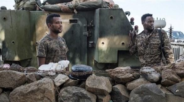 عسكريان إثيوبيان (أرشيف)