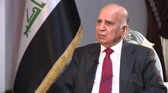 وزير الخارجية العراقي فؤاد حسين (أرشيف)