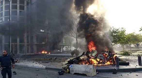 آثار انفجار سابق في العراق (أرشيف)