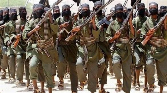 مسلحون في جماعة بوكو حرام الإرهابية النيجيرية (أرشيف)