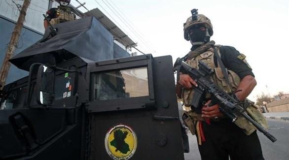 عنصر من جهاز مكافحة الإرهاب العراقي (أرشيف)