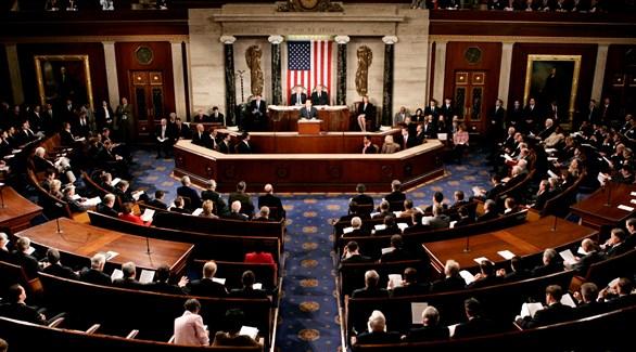 جلسة عامة في مجلس الشيوخ الأمريكي (أرشيف)
