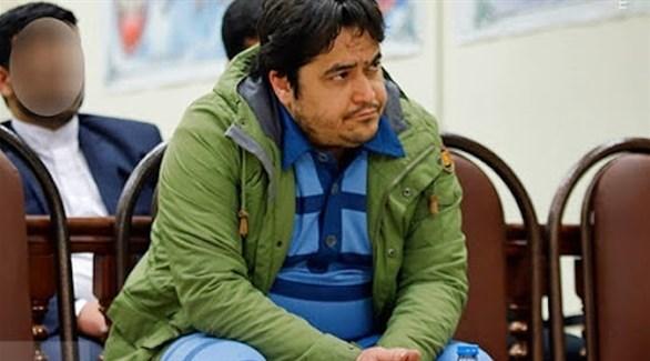 المعارض الإيراني الذي أعدم صباح اليوم روح الله زم (أرشيف)