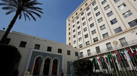 الأمانة العامة لجامعة الدول العربية (أرشيف)