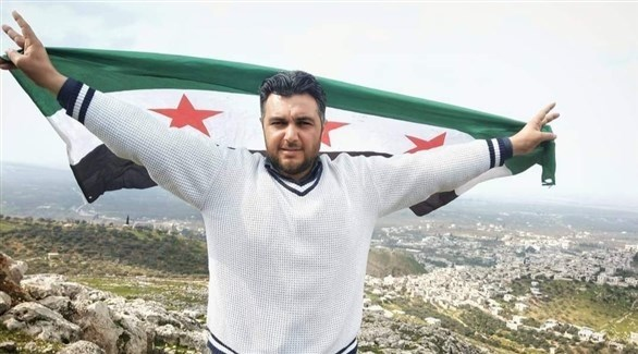 الناشط السوري حسين خطاب (أرشيف)