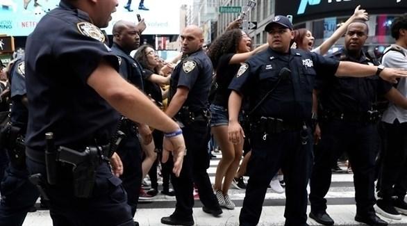الشرطة الأمريكية (أرشيف)