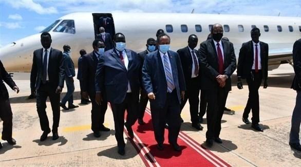 رئيس مجلس الوزراء السوداني عبد الله حمدوك (أرشيف)