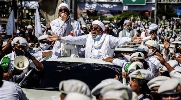 الزعيم الإسلامي المتطرف رزق شهاب (أرشيف)