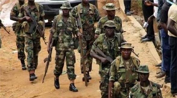 جنود من الجيش النيجيري (أرشيف)