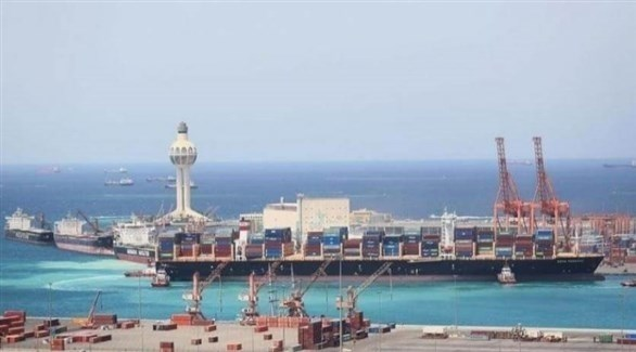 ميناء جدة (أرشيف)