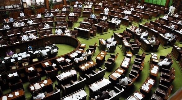 جلسة عامة في البرلمان الهندي (أرشيف)