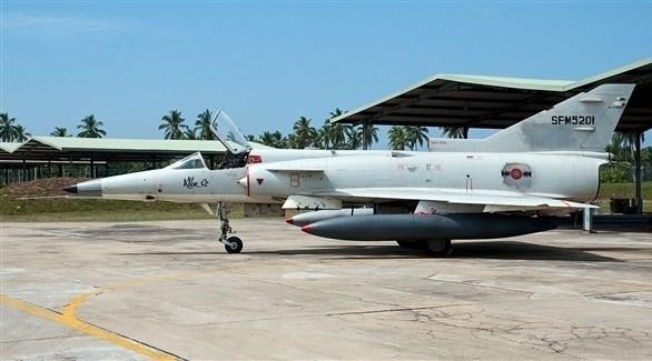 طائرة عسكرية سريلانكية (أرشيف)