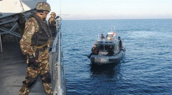 القوات البحرية الجزائرية (أرشيف)