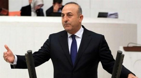 وزير الخارجية التركي، مولود جاويش أوغلو (أرشيف)