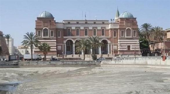مصرف ليبيا المركزي (أرشيف)