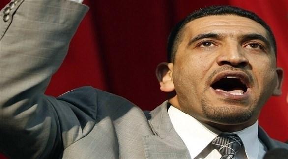 المعارض الجزائري كريم طابو (أرشيف)