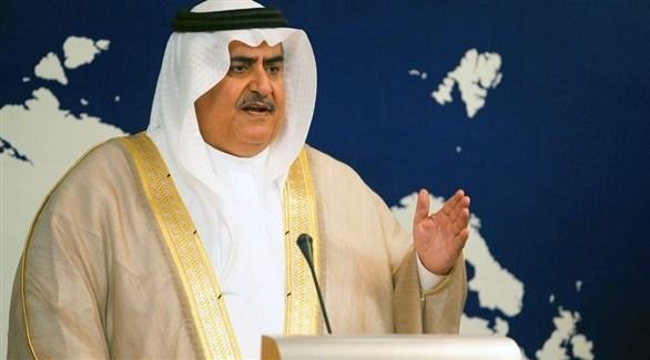 مستشار ملك البحرين للشؤون الدبلوماسية الشيخ خالد بن أحمد آل خليفة (أرشيف)